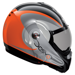 RO32 DESMO FLUO BLACK/FLUO ORANGE