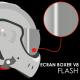 ECRAN RO5 BOXER V8 FLASH ARGENT AB