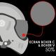 ECRAN RO5 BOXER CLASSIC / V SOLAIRE 50% AR/AB
