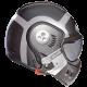 R05 BOXER V8 BOND TITANE / SILVER MAT
