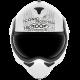 RO9 BOXXER CARBON CODE BLANC NACRE/NOIR