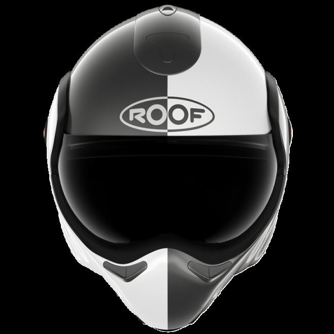 RO9 BOXXER FACE METAL/BLANC NACRE