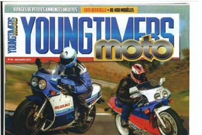 Young Story - Claude Morin - Roof de Ouf - Youngtimers Moto No36