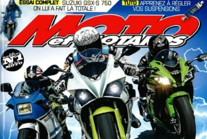 Moto et Motards test le DESMO RO32