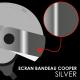 ECRAN BANDEAU RO35 COOPER IRIDIUM ARGENT