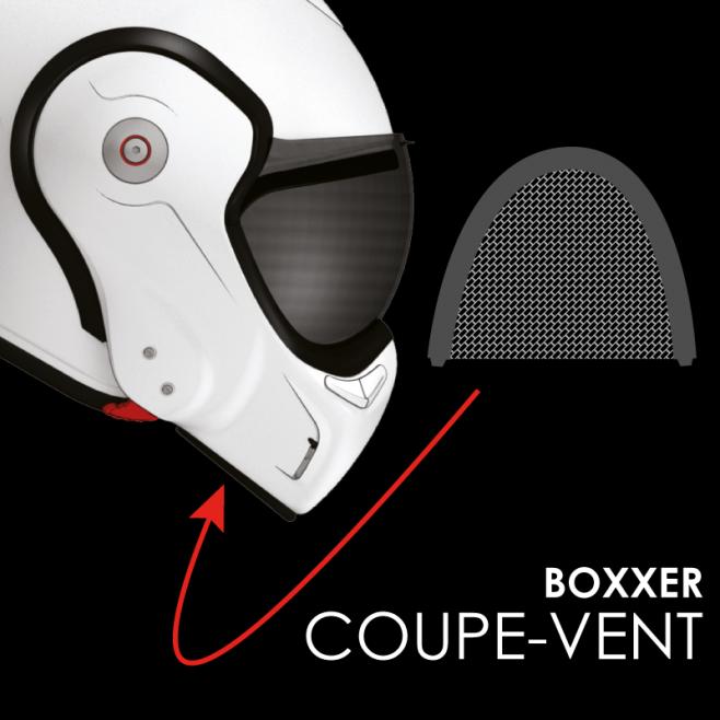 COUPE VENT RO9 BOXXER