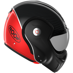 RO9 BOXXER CARBON RED