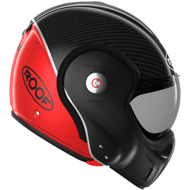 RO9 BOXXER CARBON ROUGE