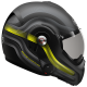 RO32 DESMO STREAMLINE NOIR/ACIER/JAUNE FLUO MAT