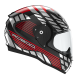 RO200 CARBON SPEEDER RED - SILVER