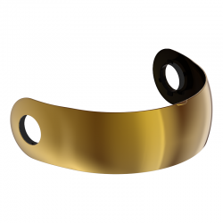 RO35 COOPER IRIDIUM GOLD VISOR