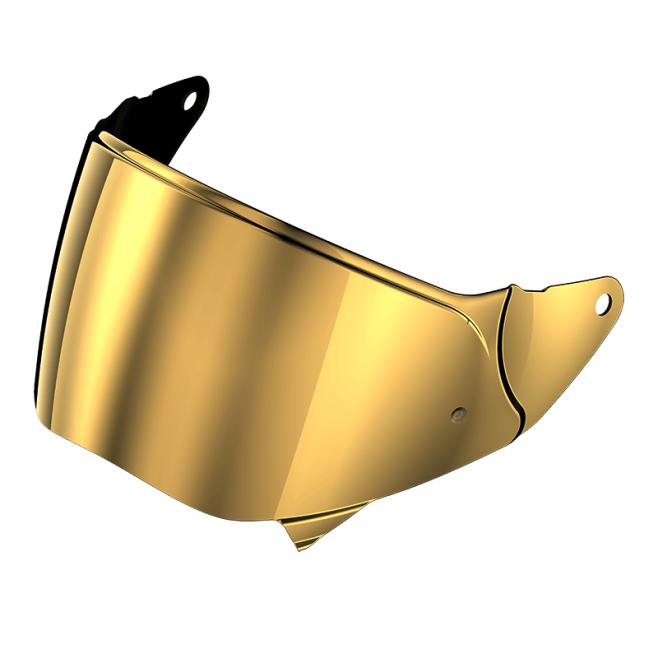 VISOR RO200 PINLOCK READY IRIDIUM GOLD