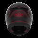 RO200 NEON MATT BLACK - RED
