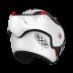 RO9 BOXXER CARBON WHITE - RED